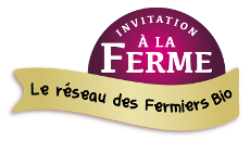 logo invitation à la ferme